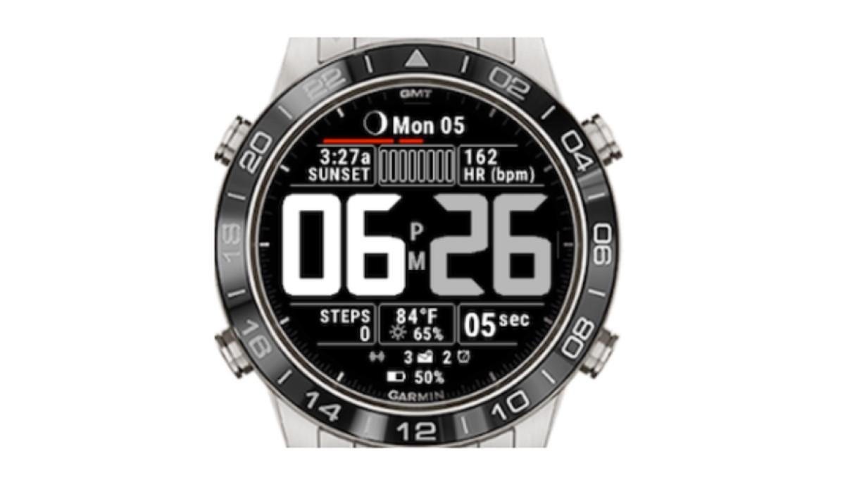 Watch Face(SC8)