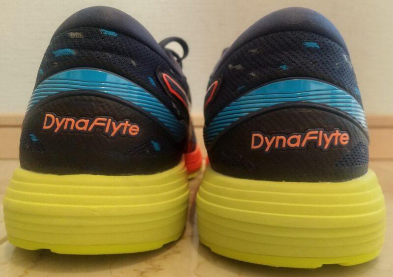 DynaFlyte4のバックビュー