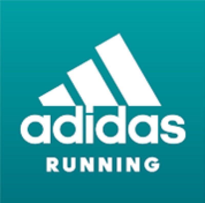 adidas Runningのロゴ画像
